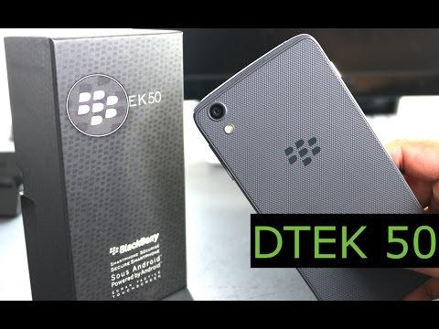 BlackBerry DTEK 50 | UNBOXING