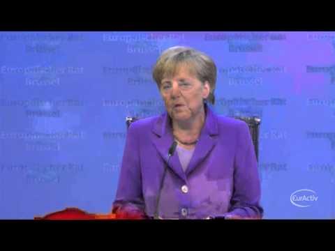 Merkel defends Juncker's nomination
