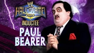 2014 WWE Hall of Fame Inductee: Paul Bearer : Raw, March 3, 2014