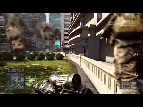 "Battlefield 4 - Rush 47 ""Checkmate"""
