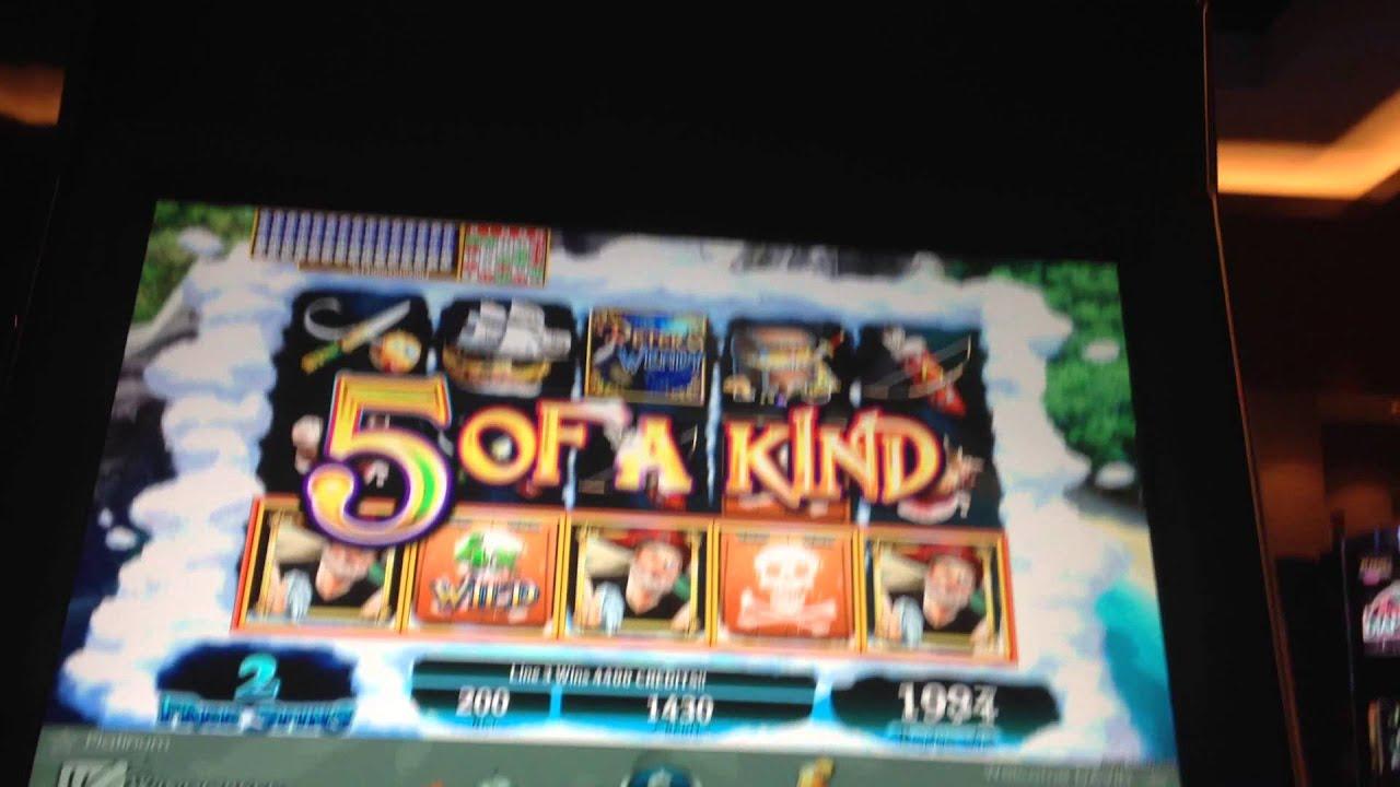 Peter Pan Slot Machine