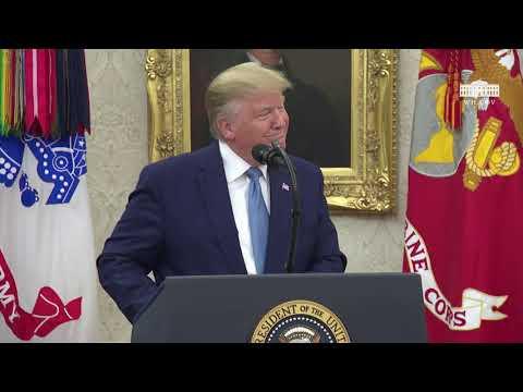 Trump Honors DISGRACED Reagan Attorney General