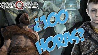 Duración de God of War (GOW4):