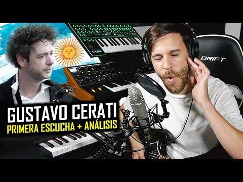 Escucho/Analizo A GUSTAVO CERATI Por Primera Vez | Shaun Track