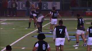 Carson High School Boys rugby vs Wilson