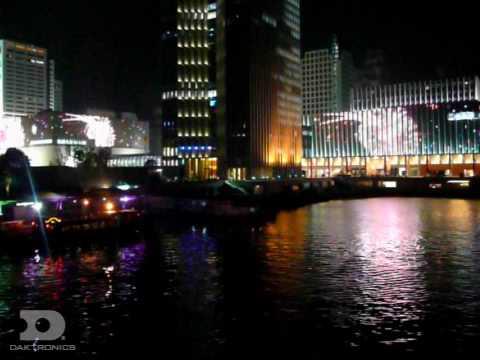 Hangzhou Tower LED Media Façade in China