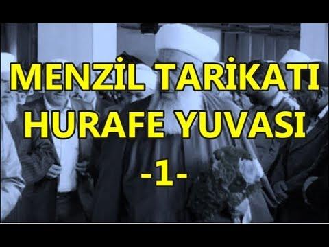 MENZİL TARİKATI HURAFE YUVASI -1 (Mutlaka İzleyin)