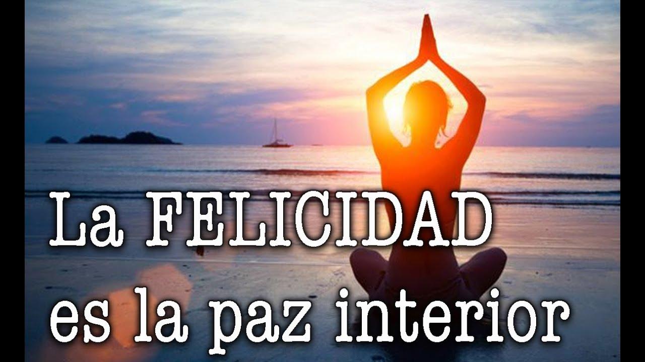 Jorge bucay - La felicidad es la paz interior - YouTube