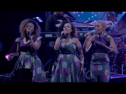 Khaya Mthethwa & The Uprising - Nothing's Too Big