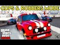 GTA Online - NEW Cops & Robbers Mode Gameplay!