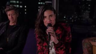 "World Premiere of ""I See You"" by Idina Menzel"