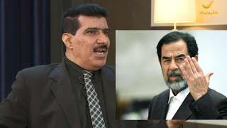 المطرب العراقي صباح اللامي لي الشرف إني غنيت لصدام حسين