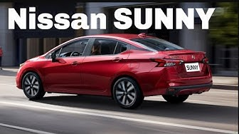 ALL NEW NISSAN SUNNY 2020