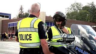 Ann Arbor Police Department Informational Video
