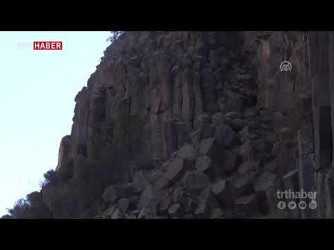 Sinop  Bazalt Kayalıkları ziyaretçilerini bekliyor