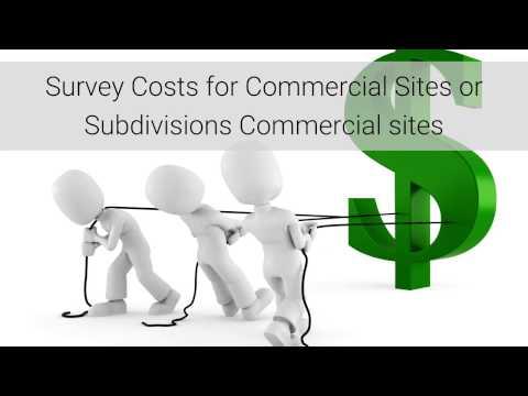 Land Survey Cost Estimate