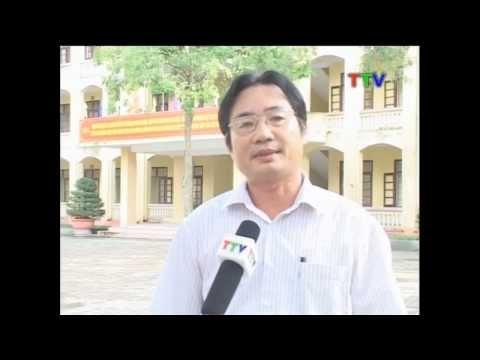 Phóng sự-Trường THPT Quảng Xương 3-Thanh Hóa