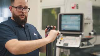 (VAS) Vibration-Absorbing System for long bores - Gianni's Tooling Time by URMA
