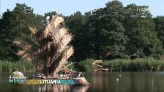 """Il mondo insieme"" - I viaggi: Lituania"