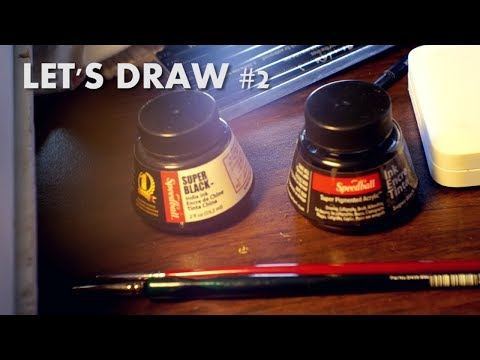 Let's Draw #2 - Comment Section Art Contest Winner
