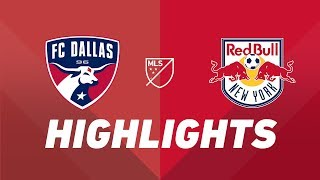 FC Dallas vs. New York Red Bulls | HIGHLIGHTS - May 11, 2019