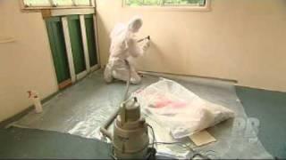 repairing asbestos sheets.mpg