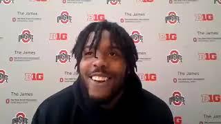 Ohio State DE Tyreke Smith On Freshman Jack Sawyer: \