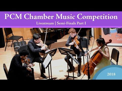PCMCMC 2018 - Semi-Final Round, Part 1