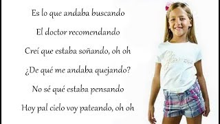 Shakira - ME ENAMORÉ (Ariann Cover) (Lyrics / Letra)