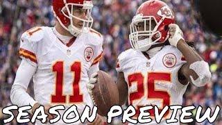 Kansas City Chiefs 2016-17 NFL Season Preview - Win-Loss Predictions and More!