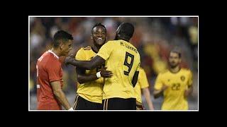 WM 2018: Belgien siegt dank Lukaku und Batshuayi gegen Costa Rica