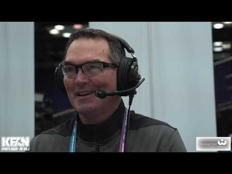 Allen's Page - MN Vikings HC Mike Zimmer joins PA at the NFL Combine [VIDEO]