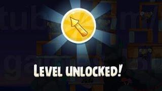 Angry Birds Rio Rocket Rumble All Hidden Gold Rockets Unlock Guide