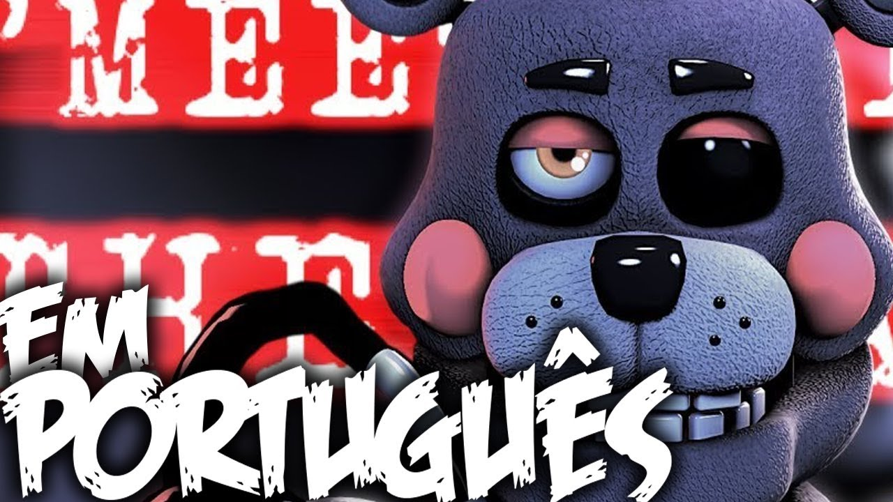 The Voice of Lefty The Bear - Five Nights at Freddy's 6