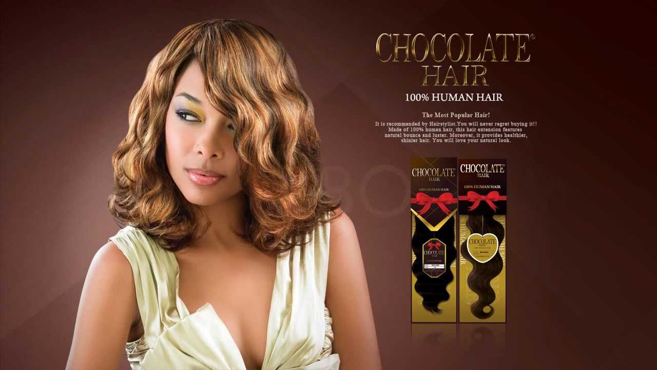 Chocolate Hair Collection Youtube