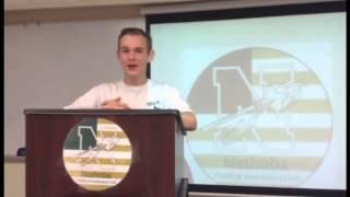 Video Announcements 9-25-15