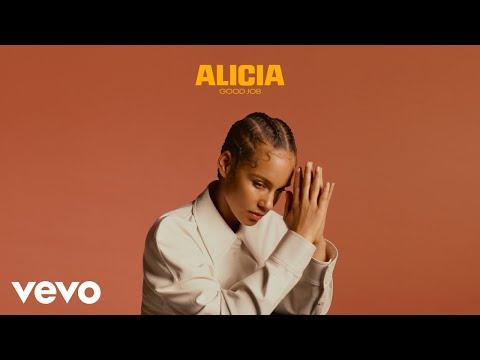 Alicia Keys - Good Job (Audio)