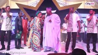 EBENEZER OBEY @ 75: ADEWALE AYUBA'S PERFORMANCE (Nigerian Lifestyle & Entertainment)