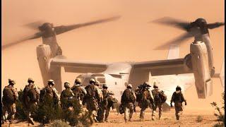 Морская пехота США - инструмент внешней политики. Настоящее и будущее