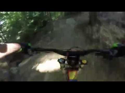 Mount Sunapee Evolution Mountain Bike Park: Rock This Way