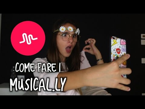 come fare i MUSICAL LY | SOFIA DALLE RIVE