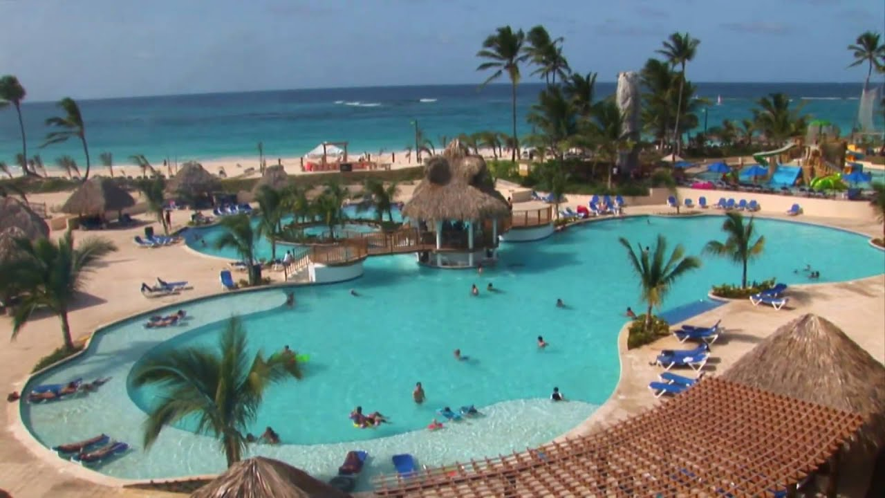 Punta cana barcelo premium dominican republic youtube