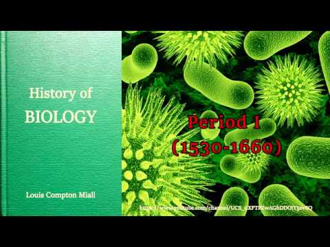 History of Biology [Full Audiobook] by Louis Compton Miall