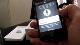 iPhone 4s - активиране, настройки и първи впечатления.(Привю на български език: активиране и първи поглед на фабрично отключен iPhone 4s. Гледайте новото ни ревю за..., 2011-11-26T22:43:06.000Z)