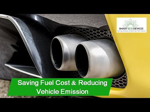 Save Money On Fuel Costs & Cut Emissions - Smart Eco Device
