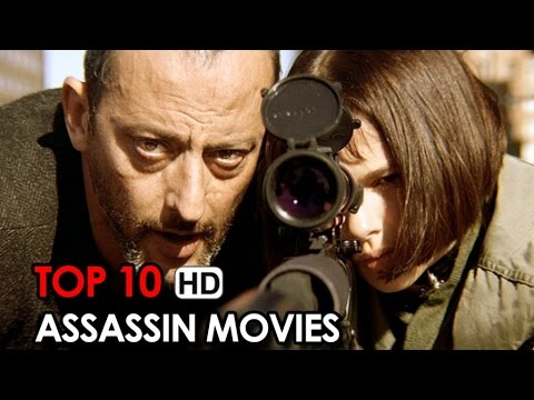 Top 10 Assassin Movies (2015) HD