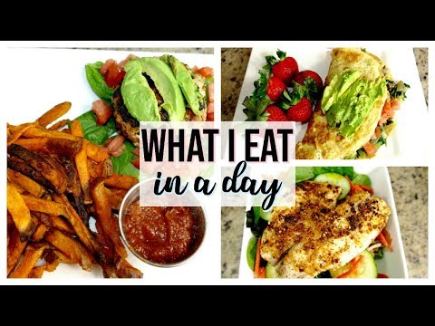 WHAT I EAT IN A DAY - WHOLE30