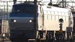 2018/02/17 JR貨物 西浜松から朝7時台の貨物列車3本