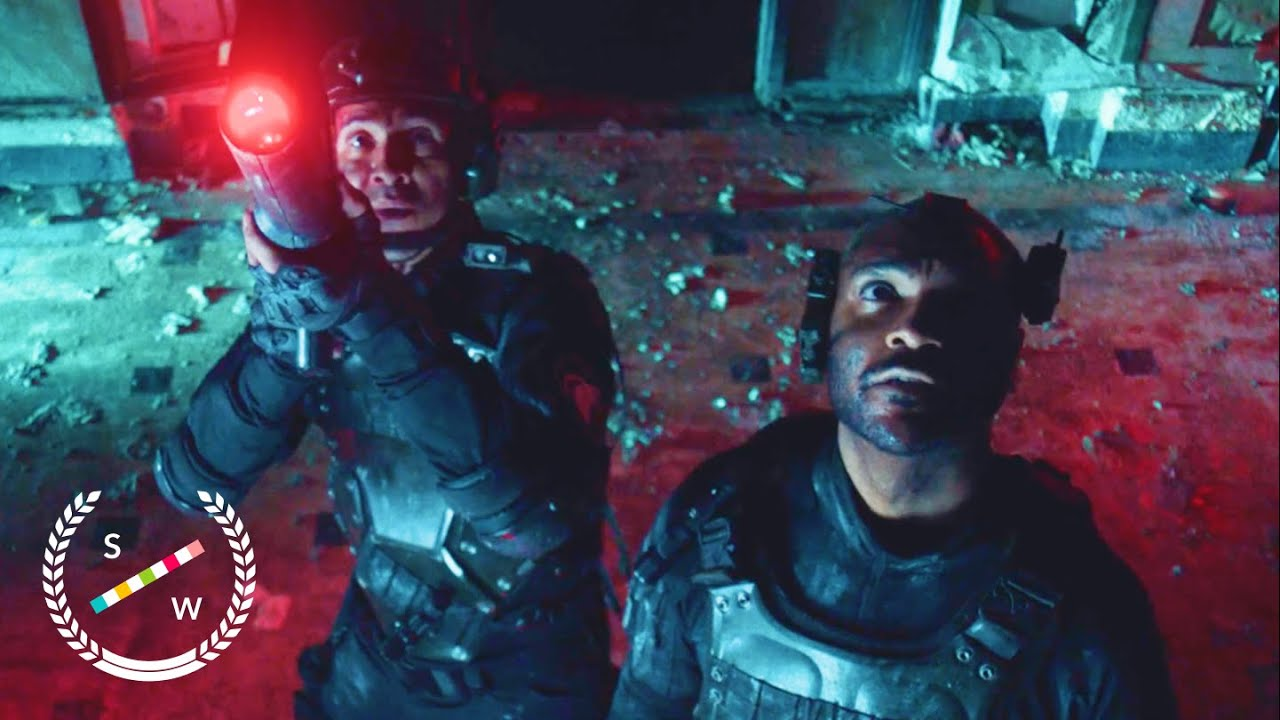 Sci-Fi Short Where Ghosts are Hunted Like Criminals   Deadlock