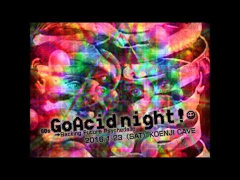 DJ Mijinko | The Acid Side | Recorded live @ The Cave, Japan